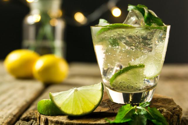 Как сделать домашний лимонад разными способами