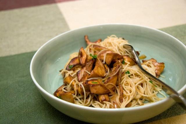 Что приготовить из лесных грибов: топ рецептов