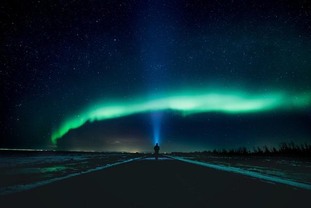 Как и где смотреть северное сияние в России