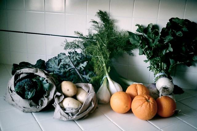 Что приготовить из репы: рецепты с фото
