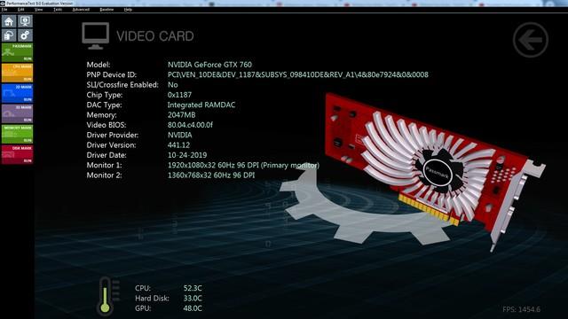 ТОП-5 бенчмарков для тестирования видеокарт
