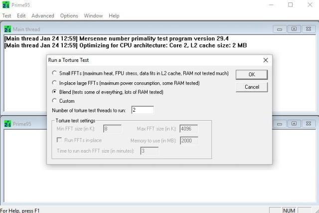 ТОП-5 бенчмарков для тестирования процессора