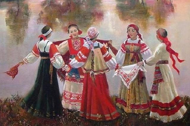 25 самых известных русских народных песен