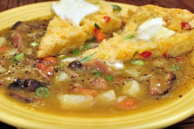 ТОП-5 рецептов лучших гороховых супов в мире