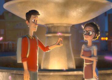 Лучший мультфильм о любви и исполнении желаний