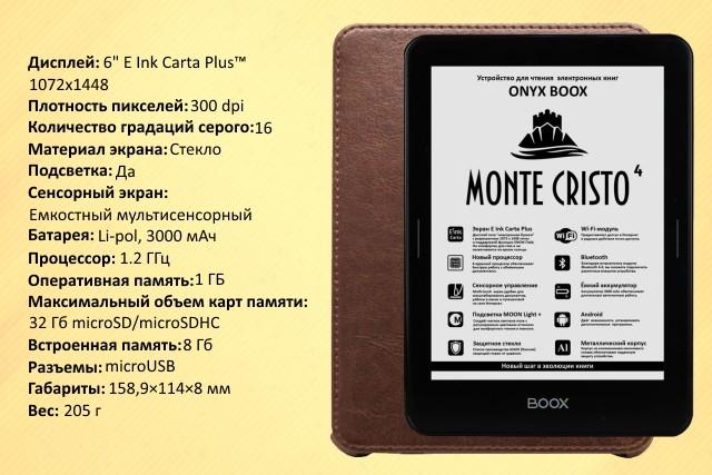 Лучшая электронная книга: обзор топ моделей