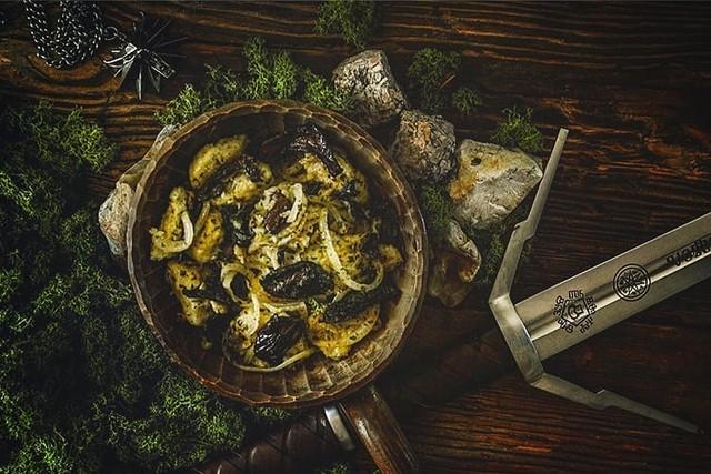 """ТОП-5 вкуснейших рецептов из саги """"Ведьмак"""""""