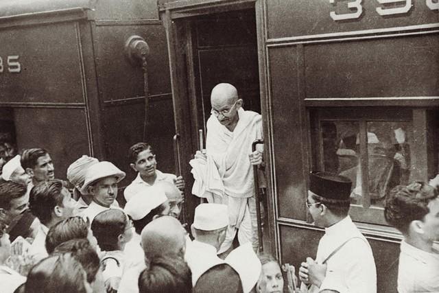 История о Ганди и простой человеческой мудрости