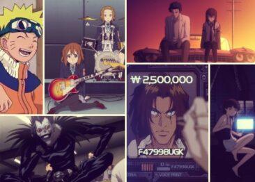ТОП-10 лучших аниме-сериалов всех времен