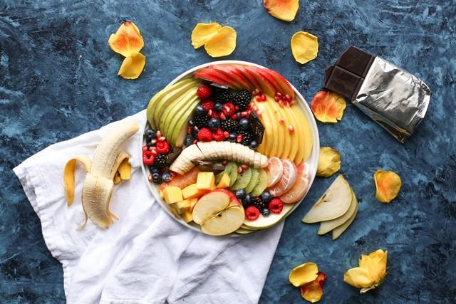 Самые удачные сочетания фруктов и ягод
