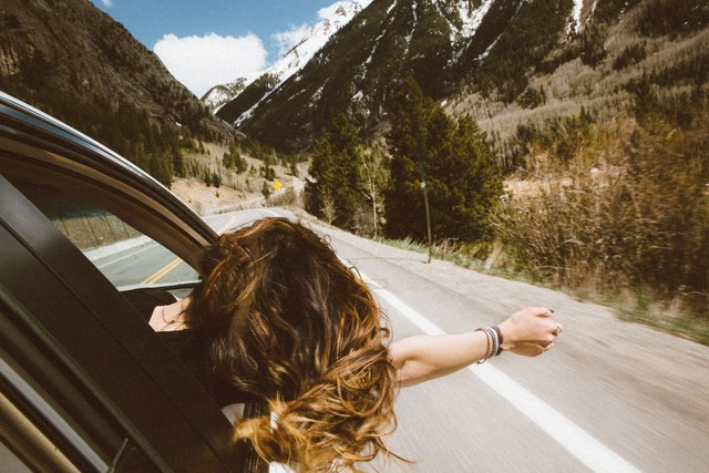 В дороге: фото в которых вся суть путешествий