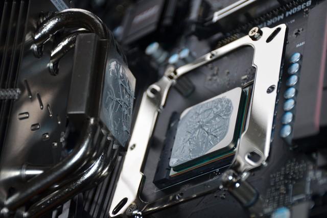 Когда нужно менять термопасту на CPU и GPU