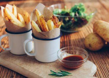 5 способов пожарить картошку вкусно и просто