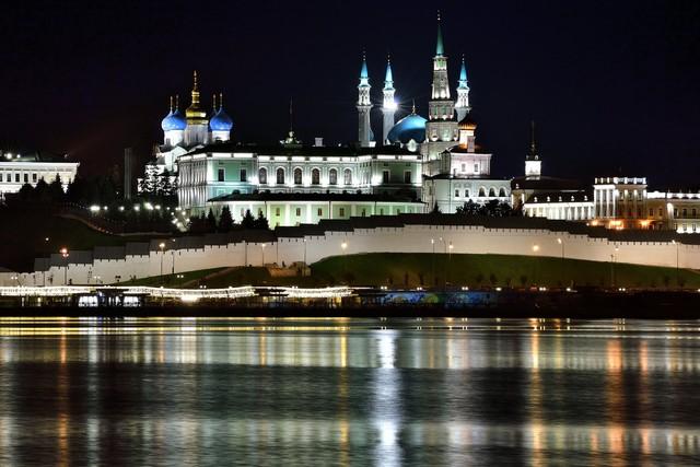 Лучшие места для знакомства с Казанью