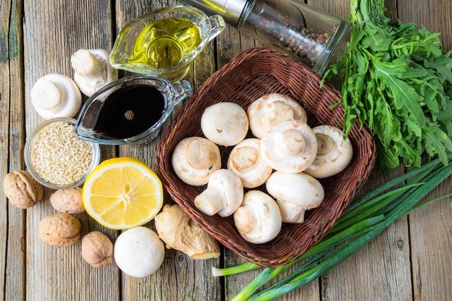 Что приготовить из шампиньонов: 5 вкусных рецептов