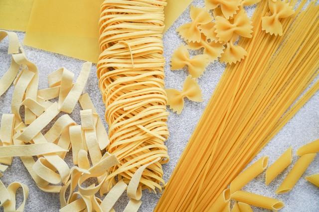 Итальянские рецепты домашней лапши и спагетти