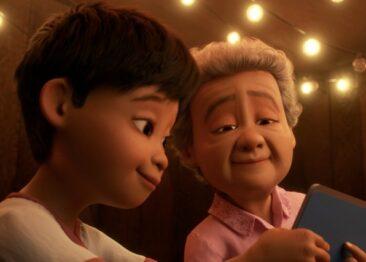 Замечательный мультфильм о наших родителях