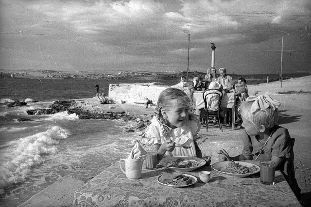 История о том какими были послевоенные дети