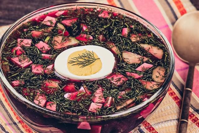 Самые освежающие блюда от летней жары