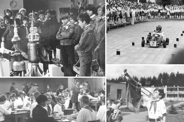 Лучшие пионерские лагеря бывшего СССР