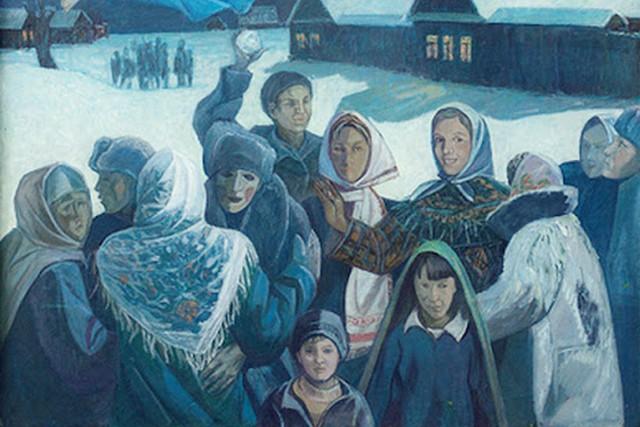 Какие праздники отмечают народы России